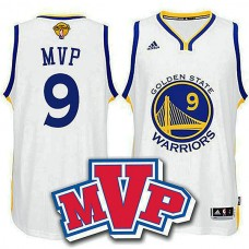 Golden State Warriors #9 Andre Iguodala Finals Jersey