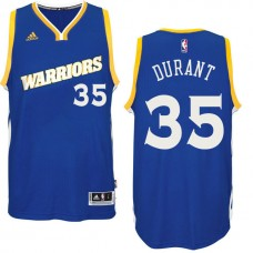 Golden State Warriors #35 Kevin Durant Alternate Jersey