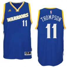 Golden State Warriors #11 Klay Thompson Alternate Jersey