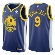 Golden State Warriors #9 Andre Iguodala Icon Jersey