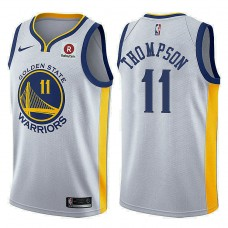 Golden State Warriors #11 Klay Thompson Association Jersey
