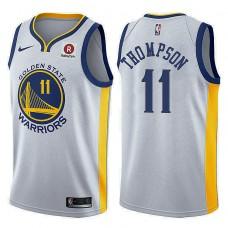 Golden State Warriors #11 Klay Thompson Association Jersey