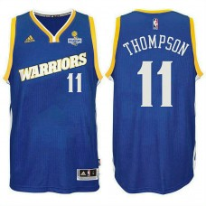 Golden State Warriors #11 Klay Thompson Champions Jersey