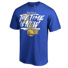 2017 Finals Golden State Warriors Bound Royal T-Shirt