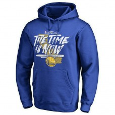 2017 Finals Golden State Warriors Bound Pullover Hoodie Royal