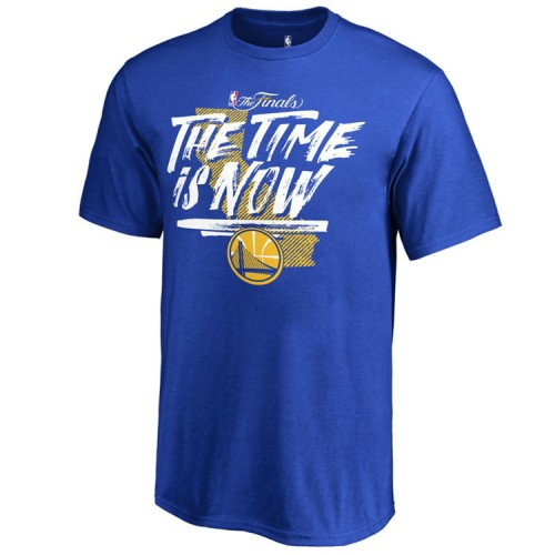 Youth 2017 Finals Golden State Warriors Bound Royal T-Shirt