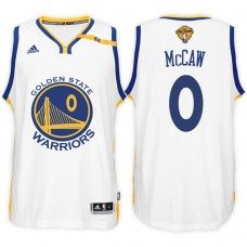 Golden State Warriors #0 Patrick McCaw Home Jersey