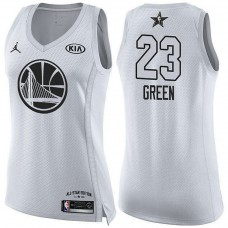 Women's All Star Jerseys #23 Draymond Green 2018 All-Star Jersey