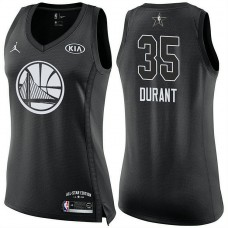 Women's All Star Jerseys #35 Kevin Durant 2018 All-Star Jersey