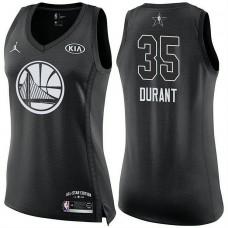 Women's All Star Jerseys #35 Kevin Durant 2018 All-Star Jersey