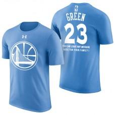 Draymond Green Golden State Warriors #23 Father's Day T-Shirt