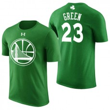 Draymond Green Golden State Warriors #23 St. Patrick's Day T-Shirt