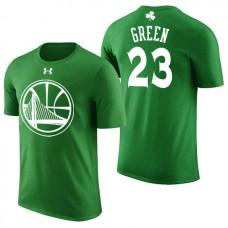 Draymond Green Golden State Warriors #23 St. Patrick's Day T-Shirt