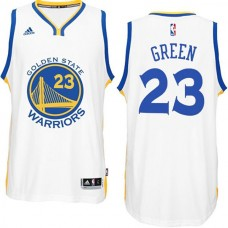 Draymond Green Golden State Warriors #23 2014-15 New Home White Jersey