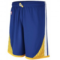 Golden State Warriors Road Blue Shorts