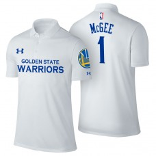Golden State Warriors #1 JaVale McGee Association Polo