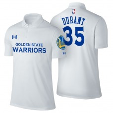Golden State Warriors #35 Kevin Durant Association Polo