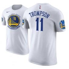 Golden State Warriors #11 Klay Thompson Association T-Shirt