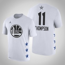 Golden State Warriors #11 Klay Thompson 2019 All-Star T-Shirt
