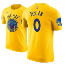 Golden State Warriors #0 Patrick McCaw City T-Shirt