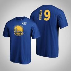 Golden State Warriors Andre Iguodala #9 2019 Finals Bound Royal T-Shirt