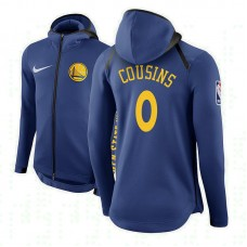 Golden State Warriors #0 DeMarcus Cousins Showtime Hoodie