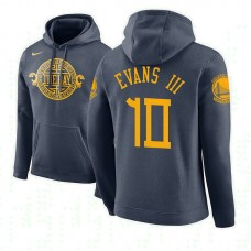 Golden State Warriors #10 Jacob Evans III City Hoodie