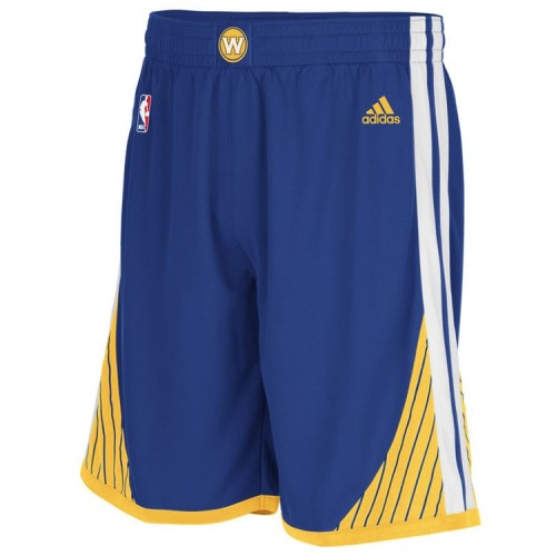 Golden State Warriors Royal Shorts Shorts