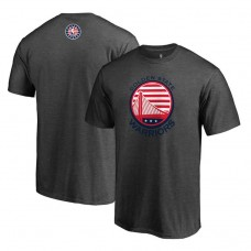 Golden State Warriors Ash Hoops for Troops T-Shirt