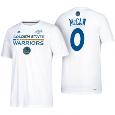 Golden State Warriors #0 Patrick McCaw Name & Number T-Shirt