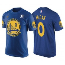 Golden State Warriors #0 Patrick McCaw Icon T-Shirt