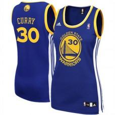 Women's Golden State Warriors #30 Stephen Curry Road Jersey