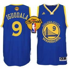 Golden State Warriors #9 Andre Iguodala Finals Jersey