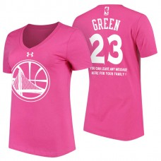 Women's Draymond Green Golden State Warriors #23 Mother's Day T-Shirt