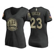 Women's Golden State Warriors #23 Draymond Green Name & Number T-Shirt