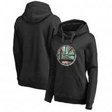 Women's Golden State Warriors 2018 Mother's Day Lovely Pullover Hoodie - Black