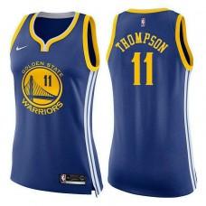 Women's Golden State Warriors #11 Klay Thompson Icon Jersey