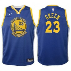 Youth Golden State Warriors #23 Draymond Green Icon Jersey