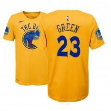 Youth Golden State Warriors #23 Draymond Green City T-Shirt