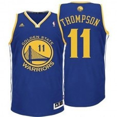 Youth Klay Thompson Golden State Warriors #11 Road Jersey