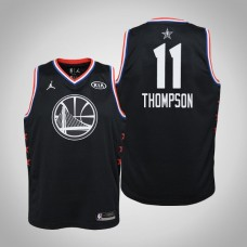 Youth Golden State Warriors #11 Klay Thompson 2019 All-Star Jersey