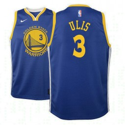 Youth Tyler Ulis Golden State Warriors Icon Royal Jersey